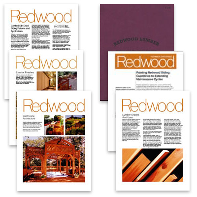 Redwood Lumber Grades & Uses from California Redwood Association